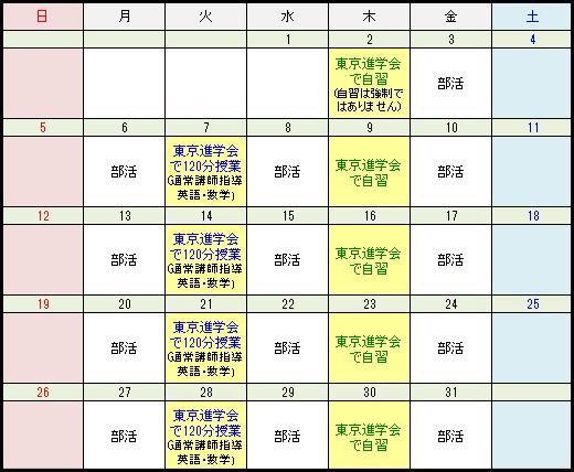 東京進学会の活用方法:ケース3