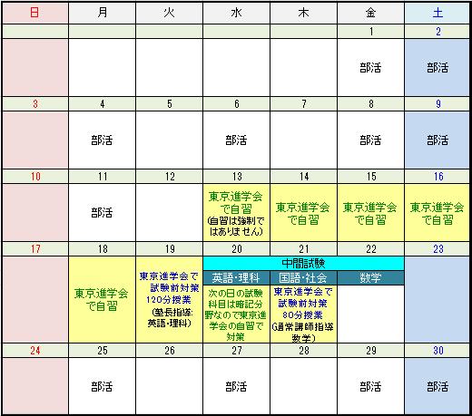 東京進学会の活用方法:ケース4